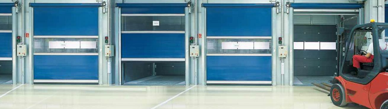 PVC Hızlı Kapılar